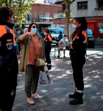 القيود الجديدة مدريد