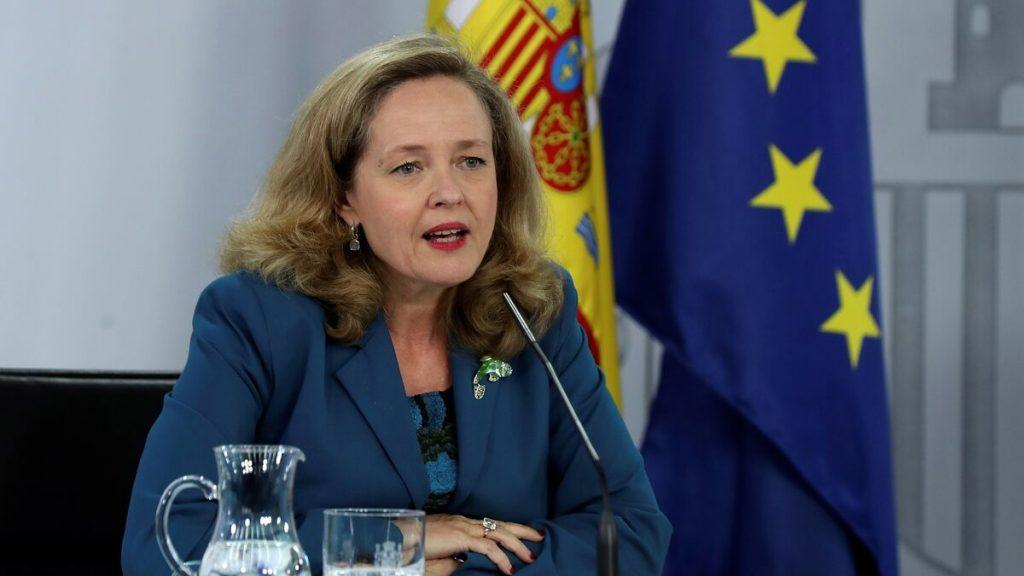 وزيرة الاقتصاد الإسباني