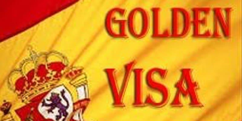 التأشيرة الذهبية إسبانيا