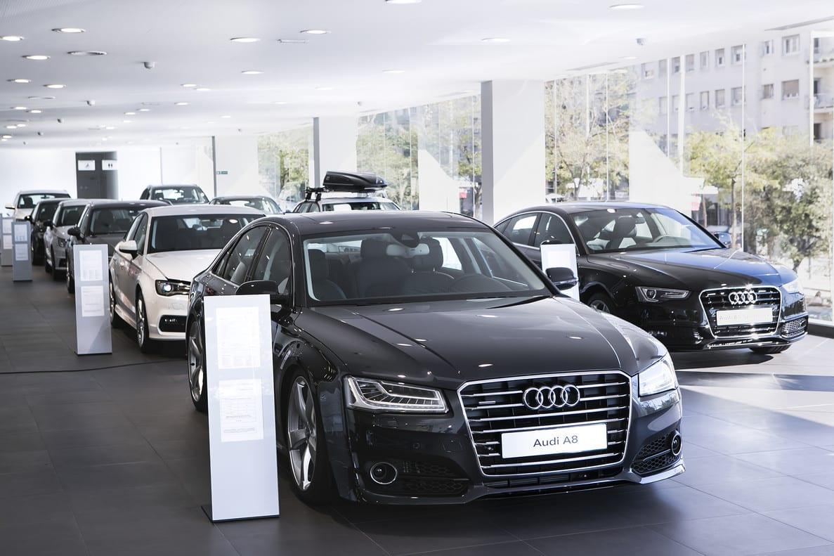 شراء سيارات جديدة