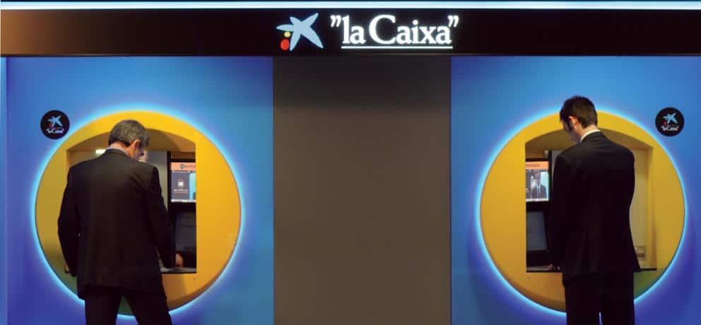 بنك La Caixa