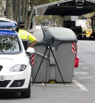 شرطة المرور إسبانيا