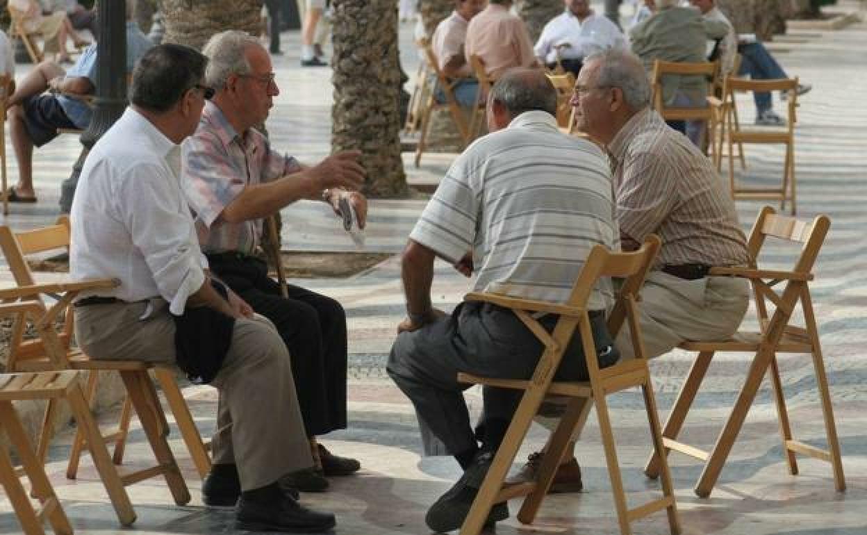 راتب التقاعد في إسبانيا