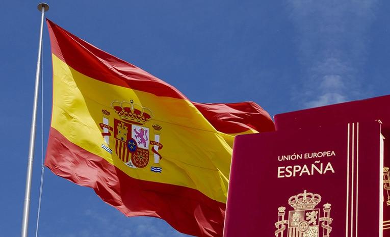 الجنسية الإسبانية
