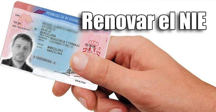تجديد بطاقة الإقامة
