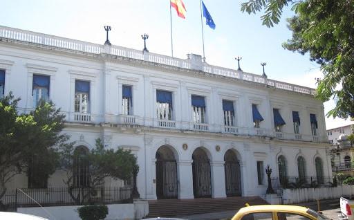 السفارة الإسبانية بالقاهرة