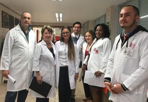 مدريد أطباء أجانب