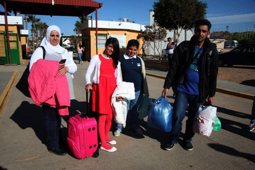 اللجوء في إسبانيا