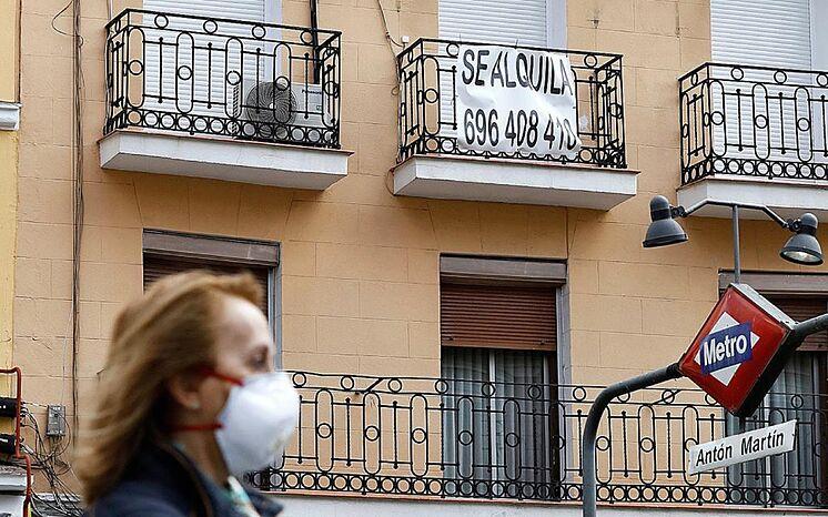 الإيجارات إسبانيا