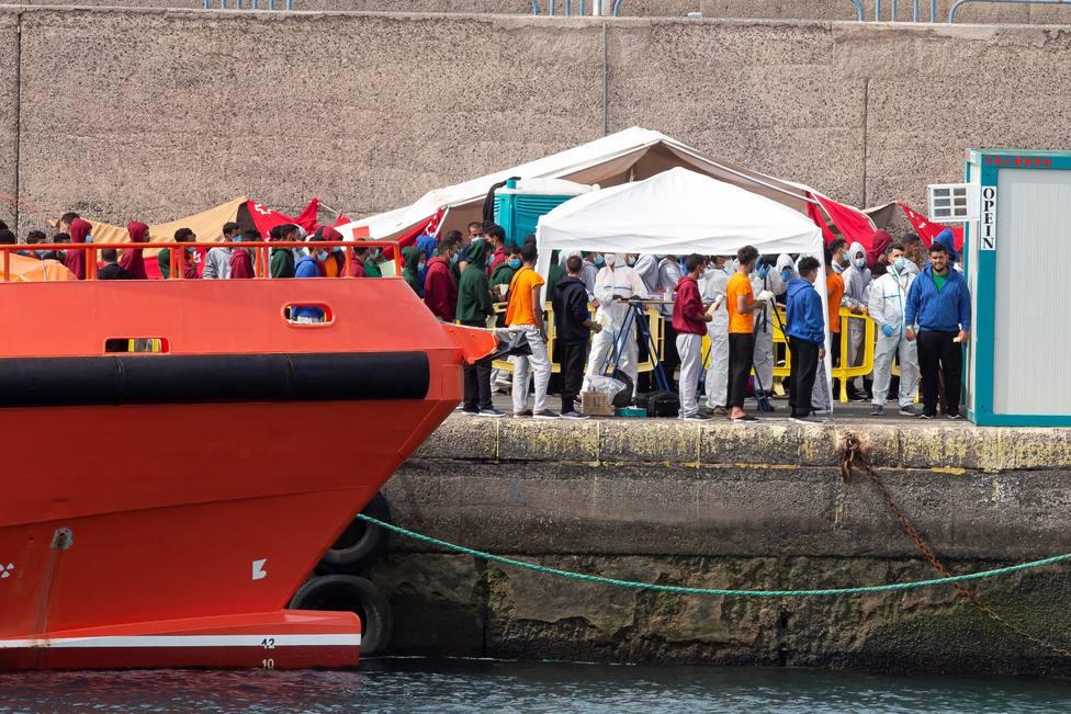 مهاجرين جزر الكناري