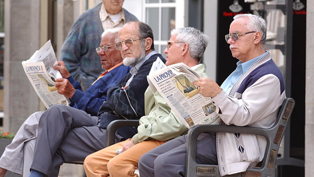 الراتب التقاعدي إسبانيا