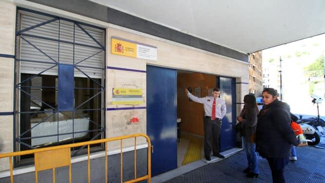 مكتب الهجرة في ويلبا