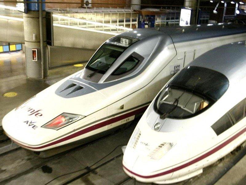 شركة القطارات الإسبانية