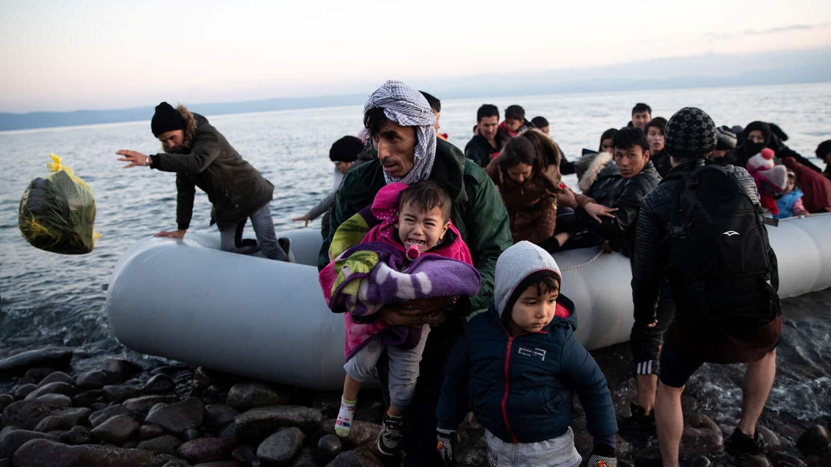 طلبات اللجوء أوروبا