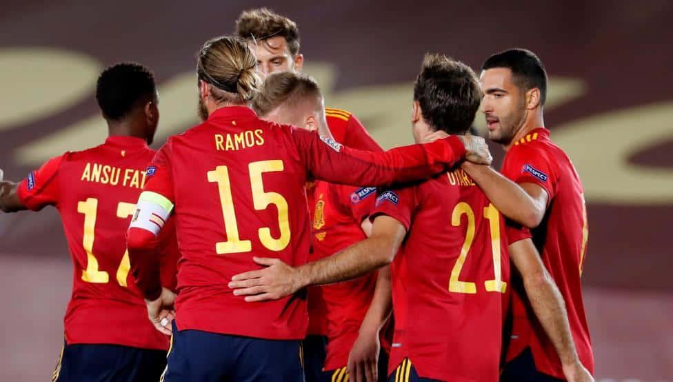 فوز إسبانيا
