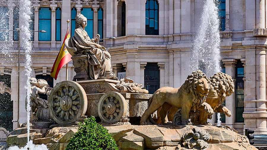 السياحة مدريد