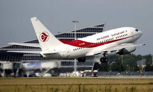 فتح المطارات الجزائر