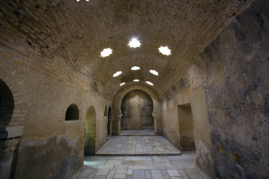 الحمامات العربية
