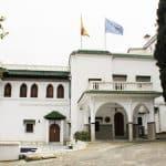 السفارة الإسبانية بالجزائر