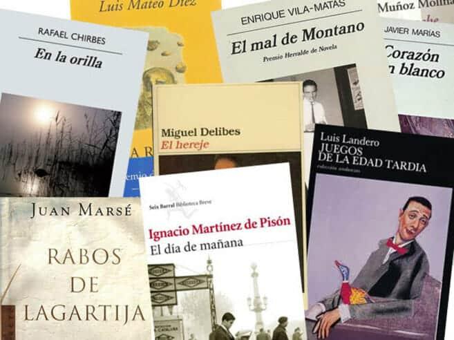 روايات إسبانية