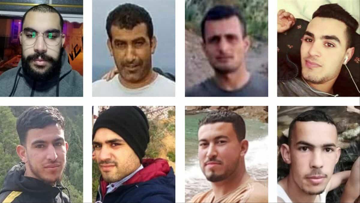 مهاجرين مغاربة