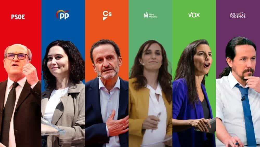 انتخابات مدريد