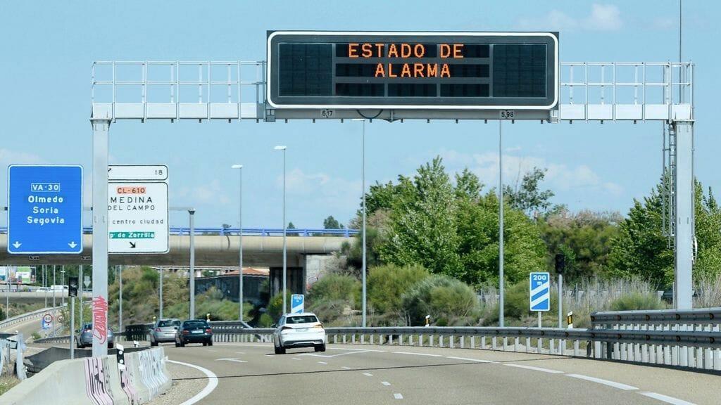 السفر إسبانيا