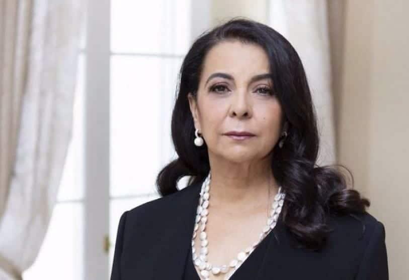 سفيرة المغرب في إسبانيا