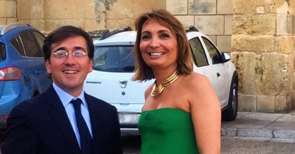 وزير الخارجية الإسباني