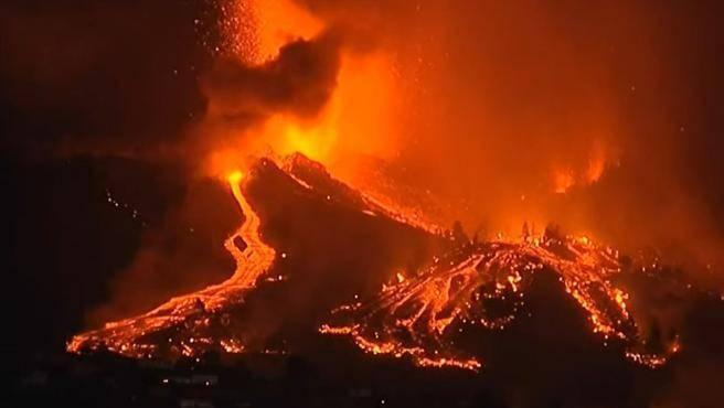 البركان