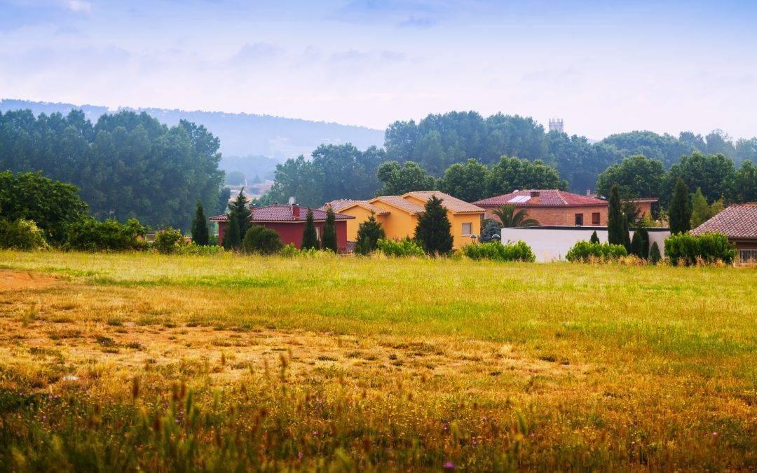 مزرعة إسبانيا
